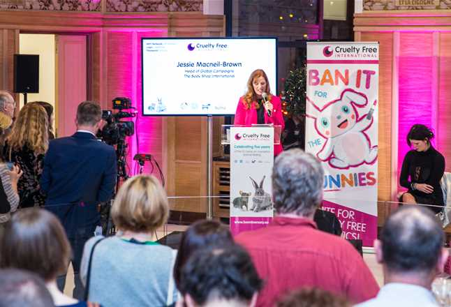 Banniversary - Celebrating five years of the EU bans on cosmetics animal testing