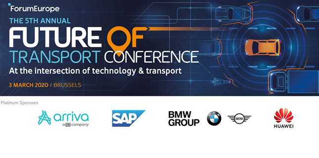 Connectivity, Safety and Decarbonization are the key themes at the 5th Annual Future of Transport Conference