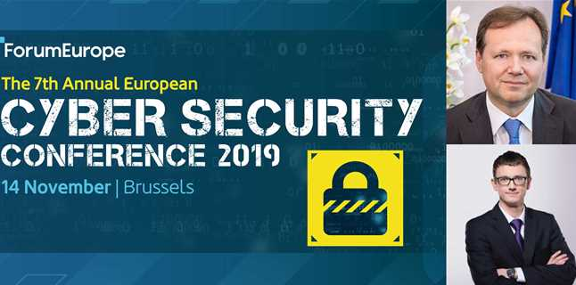 The 7th Annual European Cyber Security Conference announces its first keynote speakers