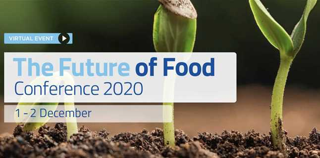 Shaping the Future of Food - EIT Food launches 2nd annual 'Future of Food Conference'