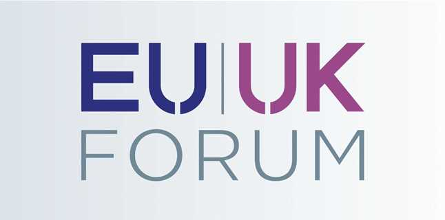 Upcoming events from The EU | UK Forum