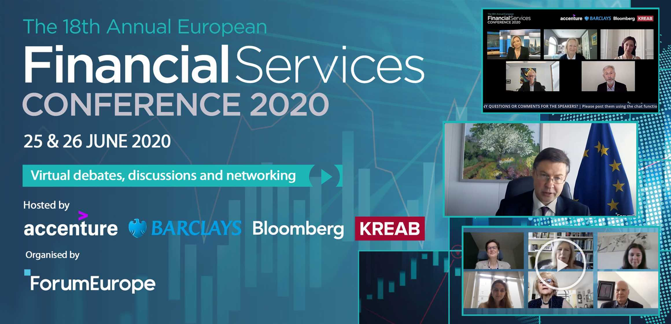 The 18th Annual European Financial Services Conference - Embracing Change in a Time of Uncertainty