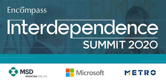 METRO join MSD and Microsoft as cosponsors of the 2020 edition of the Interdependence Summit
