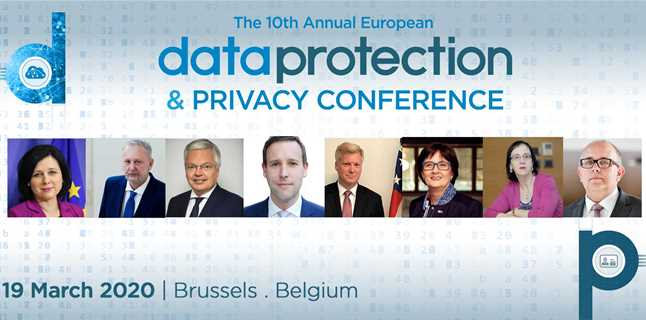 The European Data Protection & Privacy Conference celebrates its 10th year in 2020!