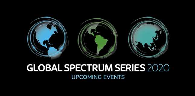What's coming up in the Global Spectrum Series?